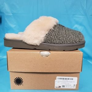 UGG Shoes - Womens UGG Cozy knit Charcoal